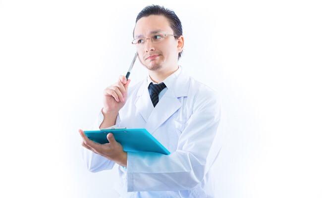 悩める科学者