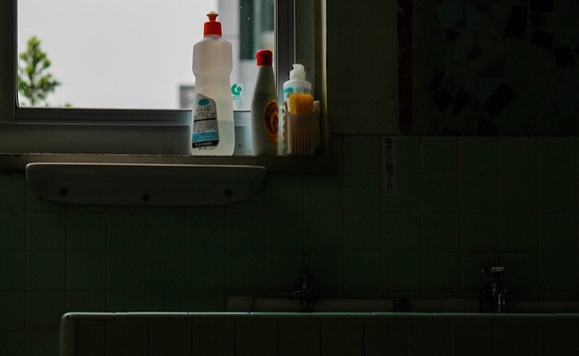 キッチンの洗剤